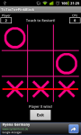 Simple TicTacToe PINK/BLACK screenshot 3/3
