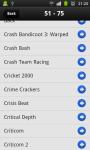PS1 Cheats and Tips screenshot 2/3