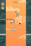 Flying Jumper Gold Android screenshot 1/5