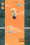 Flying Jumper Gold Android screenshot 2/5