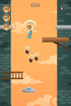Flying Jumper Gold Android screenshot 3/5