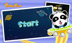 Space Panda by BabyBus screenshot 1/5