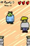 super simple zombie game screenshot 1/4