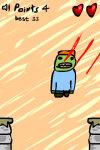 super simple zombie game screenshot 2/4