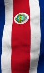 Costa rica flag lwp Free screenshot 3/5