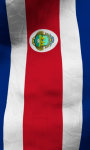 Costa rica flag lwp Free screenshot 4/5