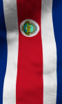Costa rica flag lwp Free screenshot 5/5