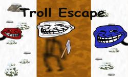 Troll Runner Escape screenshot 1/1