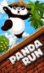 Panda Run - Free screenshot 1/4