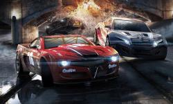 Fast Car Racing Game screenshot 1/1