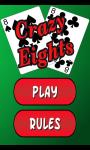 Crazy Eights 2 Players screenshot 1/4