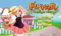Flower Design Shop screenshot 1/5