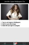 Jennifer Lopez Wallpapers for Fans screenshot 3/6