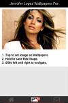 Jennifer Lopez Wallpapers for Fans screenshot 4/6