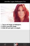 Jennifer Lopez Wallpapers for Fans screenshot 5/6