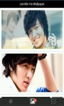 Lee Min Ho Wallpaper screenshot 3/6