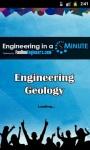 Engineering Geology screenshot 1/4