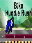 Bike Huddle Rush Free screenshot 1/3