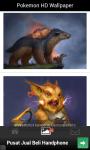 Free Pokemon HD Wallpaper screenshot 4/6