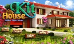 Free Hidden Object Games - Kit House screenshot 1/4