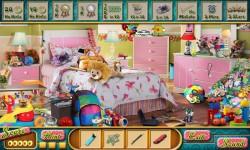 Free Hidden Object Games - Kit House screenshot 3/4