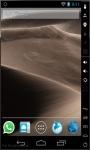 Sandstorm View LWP screenshot 1/2