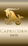 Capricorn Facts 240x400 screenshot 1/1