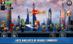 Zombie Busters Squad screenshot 5/5