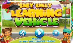 Baby Emily Learning Vehicle screenshot 1/6