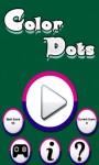 Color Dots Free screenshot 1/4