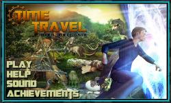 Free Hidden Object Game - Time Travel screenshot 1/4