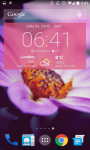 Weather and Clock Widget For Android screenshot 2/6
