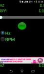 Strobo RPM Hz Light Free screenshot 1/4