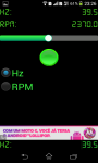 Strobo RPM Hz Light Free screenshot 2/4