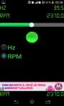 Strobo RPM Hz Light Free screenshot 3/4