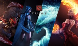 DotA 2 Hero Wallpapers screenshot 5/6