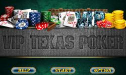 Vip Texas Poker screenshot 1/4