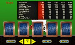 Vip Texas Poker screenshot 3/4