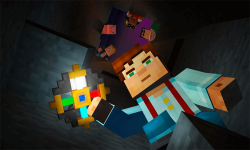 Minecraft Story Mode HD screenshot 1/3