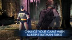 Batman Arkham City Lockdown overall screenshot 1/4