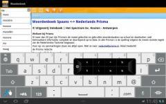 Woordenboek Spaans general screenshot 3/4