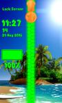 Tropical Paradise Lock Screen screenshot 6/6