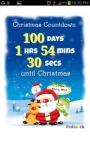 Christmas Countdown transparent screenshot 1/6