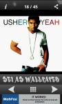 Usher HD Wallpapers screenshot 4/5