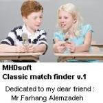 MatchFinder screenshot 1/1