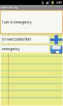 1 Click SMS screenshot 2/4