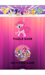 Unofficial My Little Pony Games and Video for kids screenshot 1/1