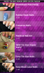 How to Do Your Own Cute Nails Free screenshot 2/4