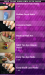 How to Do Your Own Cute Nails Free screenshot 4/4