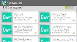 Owy screenshot 2/2